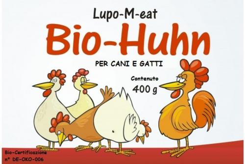 Lupo M-eat BIO Huhn - Pollo